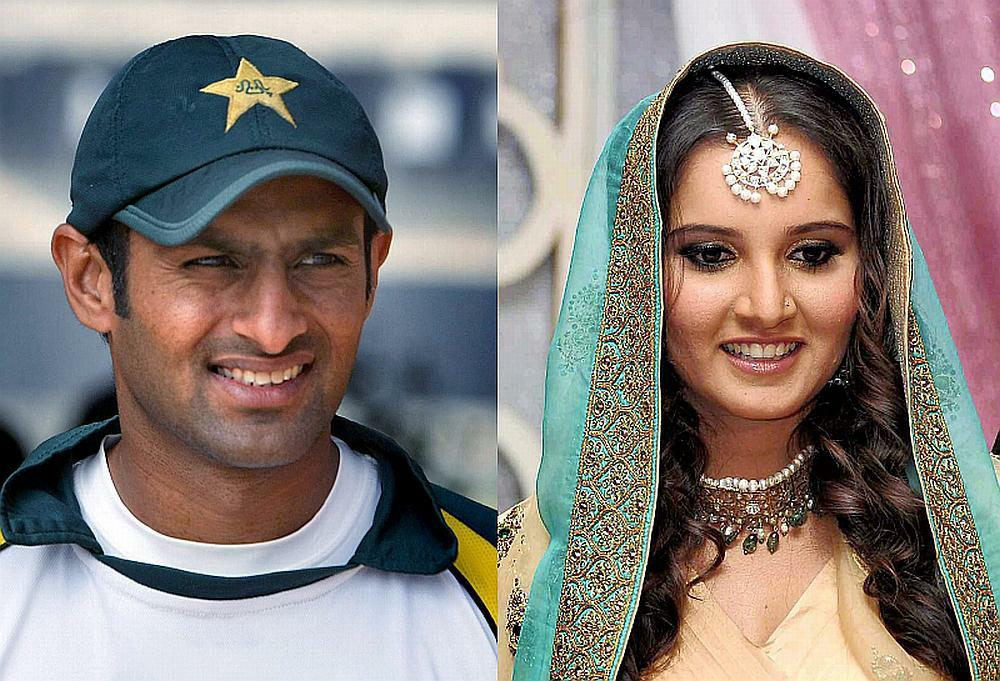 sania mirza engagement
