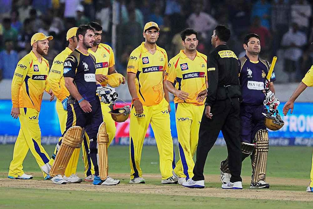 essay on ipl cricket match